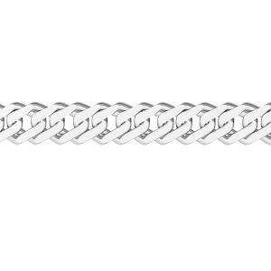 RD  60, Rombo 3,7 mm bulk chain, sterling silver