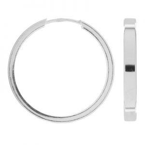 Round earring - KLP-10 3,6x28 mm