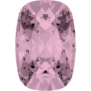 4568 MM 14,0X 10,0 CRYSTAL ANTIQUPINK, Cushion Fancy Stone
