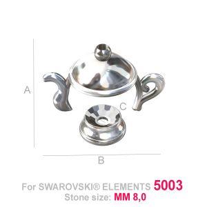 ODL-00059 - Teapot (5003 MM 8)
