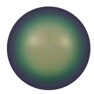 5810 MM 6,0 CRYSTAL SCARABAEUS GREEN PRL