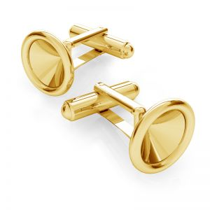 Cufflinks setting for Rivoli - OKSV 1122 12 MM CUFFLINKS ver. 4