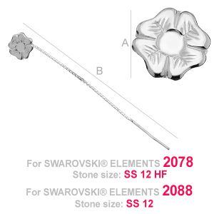PPK 001 - Flower KLA (2078 SS 12 HF & 2088 SS 12 F)