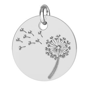 Dandelion charms - LK-0480