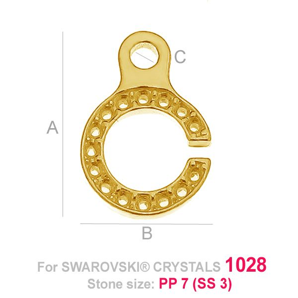 Ring base (1028 PP 7) - Ring 73 (1028 PP 7)