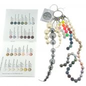 PEARLS SALES TOOL / COLOUR CHART