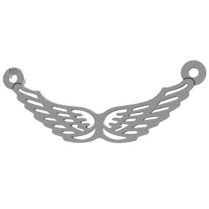Wing connector pendant, LK-0817 - 0,50