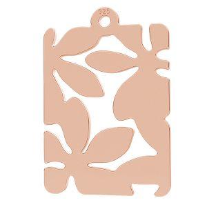 Flower pendant, LK-0818 - 0,50