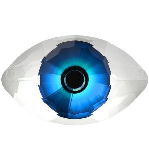 4775 MM 18,0X 10,5 CRYSTAL CALVPRO P MD291- BLUE