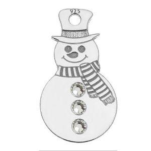 Snowman pendant Christmas LK-0528 ver.2