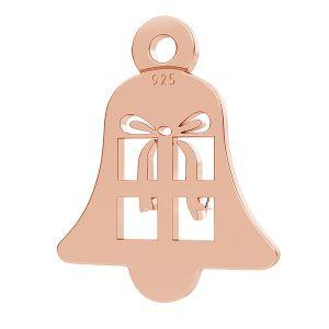 Christmas bells pendant LK-1051 - 0,50