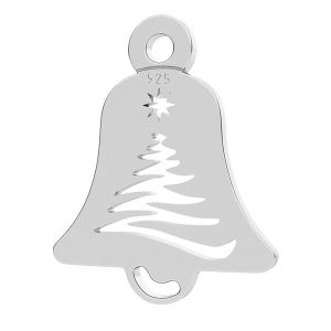 Christmas bells pendant LK-1052 - 0,50
