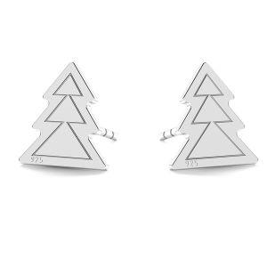 Christmas tree pendant LK-1057 - 0,50