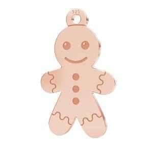 Cookie man pendant LK-1082 - 0,50