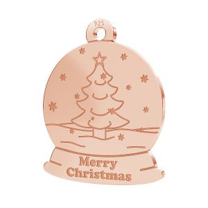 Christmas tree pendant LK-1088 - 0,50