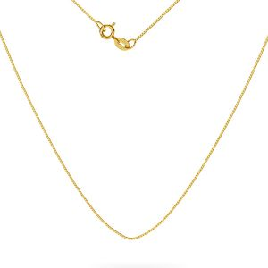 Box gold chain 14K, SG-KV 012 4L AU 585