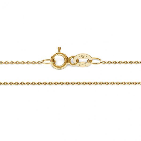 Anchor gold chain 14K - AD 020 AU 585 - MODEL 2