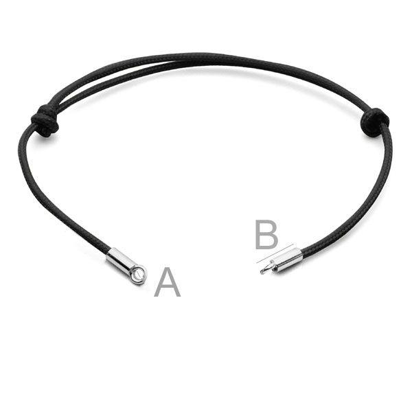 Cord base for bracelet, S-BRACELET 7