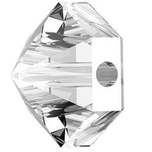 Hexagon Spike Bead, Swarovski Crystals, 5060 MM 5,5 CRYSTAL