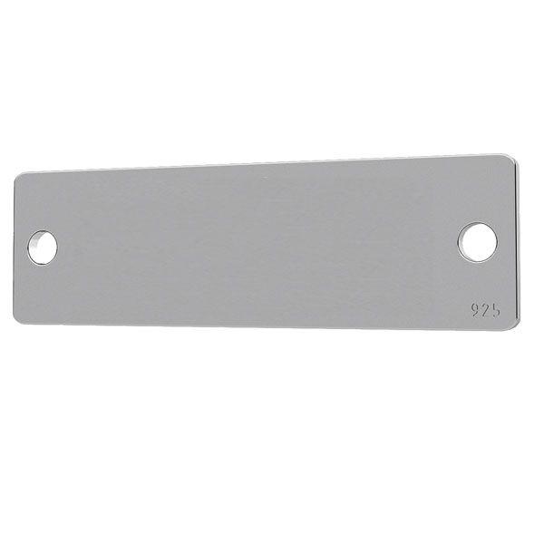 Rectangle pendant, LK-1297 - 0,50