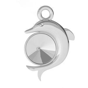 Moon pendant for Rivoli 6mm ODL-00276 (1122 SS 29)