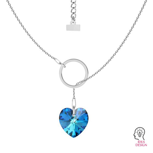 Necklace base, sterling silver 925, S-CHAIN 23 (A 030) - 41 cm