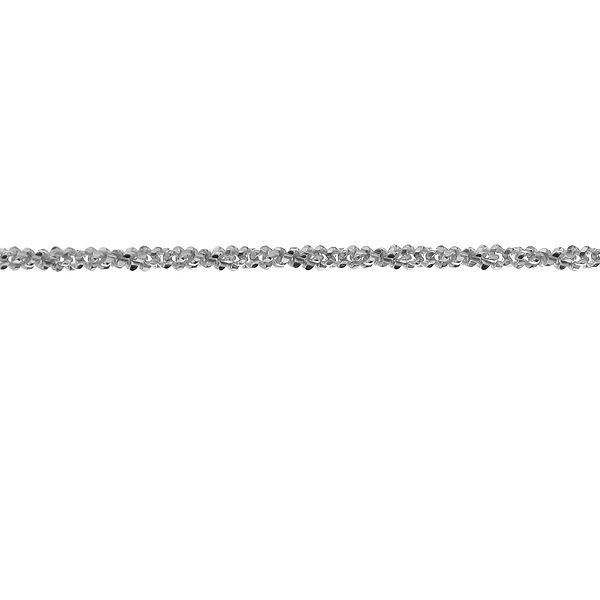 Bulk chain, sterling silver, SUGAR 035