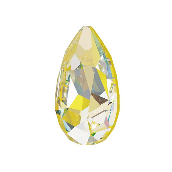 4320 MM 14,0X 10,0 CRYSTAL SUNSHINE_D, Pear Fancy Stone