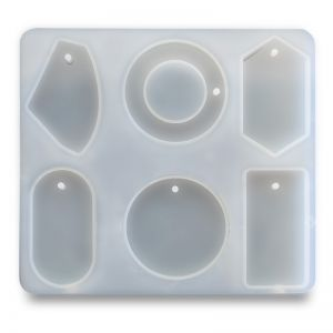 BAR PVC 3, Silicone earring stoppers