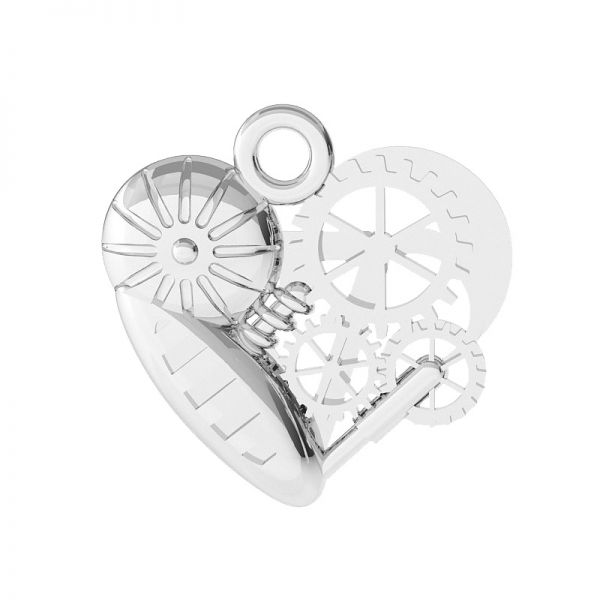 Mechanical heart pendant,ODL-00521
