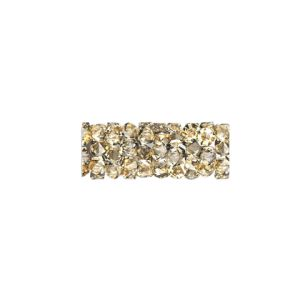 5951MM15,0 001GSHA - Crystal Golden Shadow