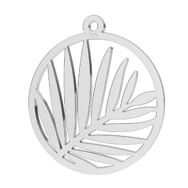Palm trees pendant, LK-0885 - 0,50