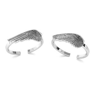 Wing ring *sterling silver* ODL-00601