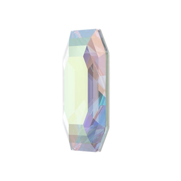 4595 MM 20,0X 10,0 CRYSTAL AB F (Elongated Imperial Fancy Stone)