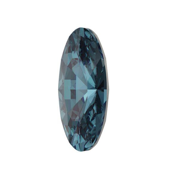 4162 MM 10,0X 5,5 MONTANA F (Elongated Oval Fancy Stone)