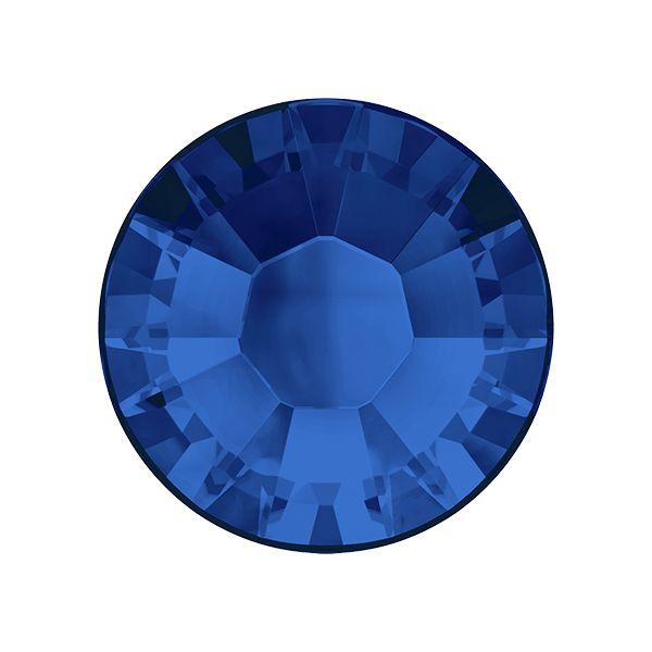 2038 SS 6 CAPRI BLUE A HF (Flat Backs Hotfix)