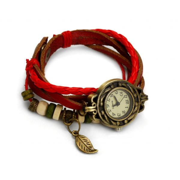 RED CORD WATCH, MODEL 362