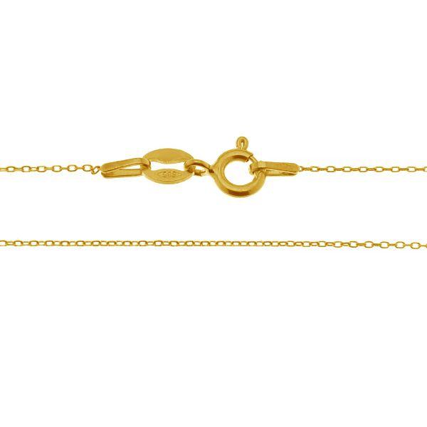 Anchor gold chain 14K - AD 020 AU 585 - MODEL 3