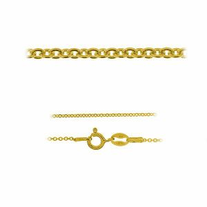 Anchor gold chain 14K, SG-A 030 AU 585 (40-60 cm)