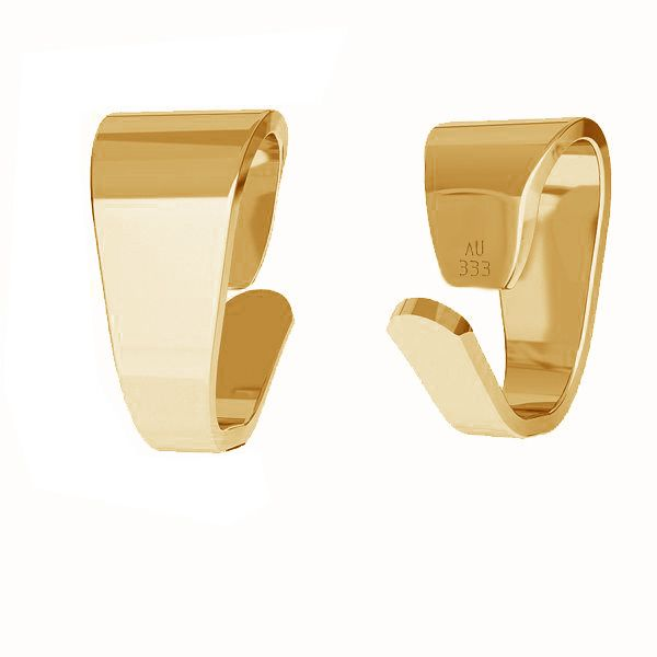 Bail finding*gold 333*KR LKZ8K-30012 - 0,30 2,5x5 mm