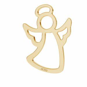 Angel pendant*gold 333*LKZ8K-30026 - 0,30 11,5x15,7 mm