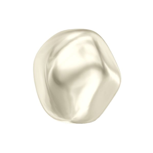 5841 MM 8,0 CRYSTAL CREAM PEARL