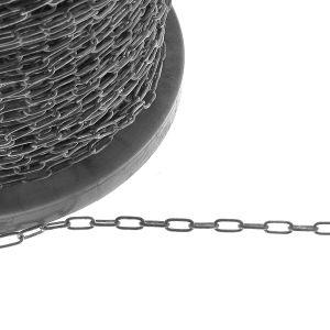 Flat anchor unpolished bulk chain*sterling silver 925*AFL 1,00 4,1x8,9 mm