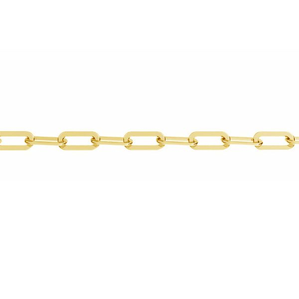 Flat anchor bulk chain*sterling silver 925*AFL 1,00 4,1x8,9 mm
