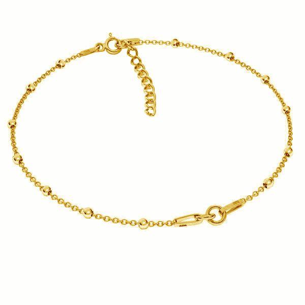 Bracelet base*sterling silver 925*A 030 PL 2,0 BRACELET 28 15+4 cm