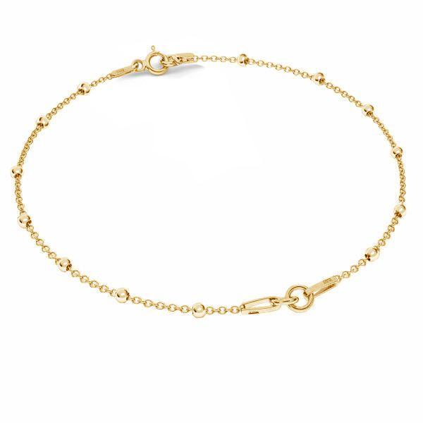 Bracelet base*sterling silver 925*A 030 PL 2,0 BRACELET 29 15 cm
