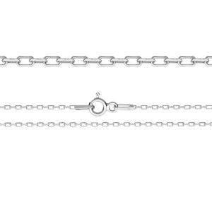 AD 35 (45 cm), anchor chain sterling silver