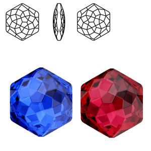 For Swarovski Crystals 4683